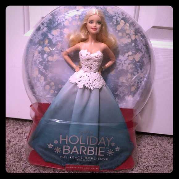Other - 2016 Holiday Barbie